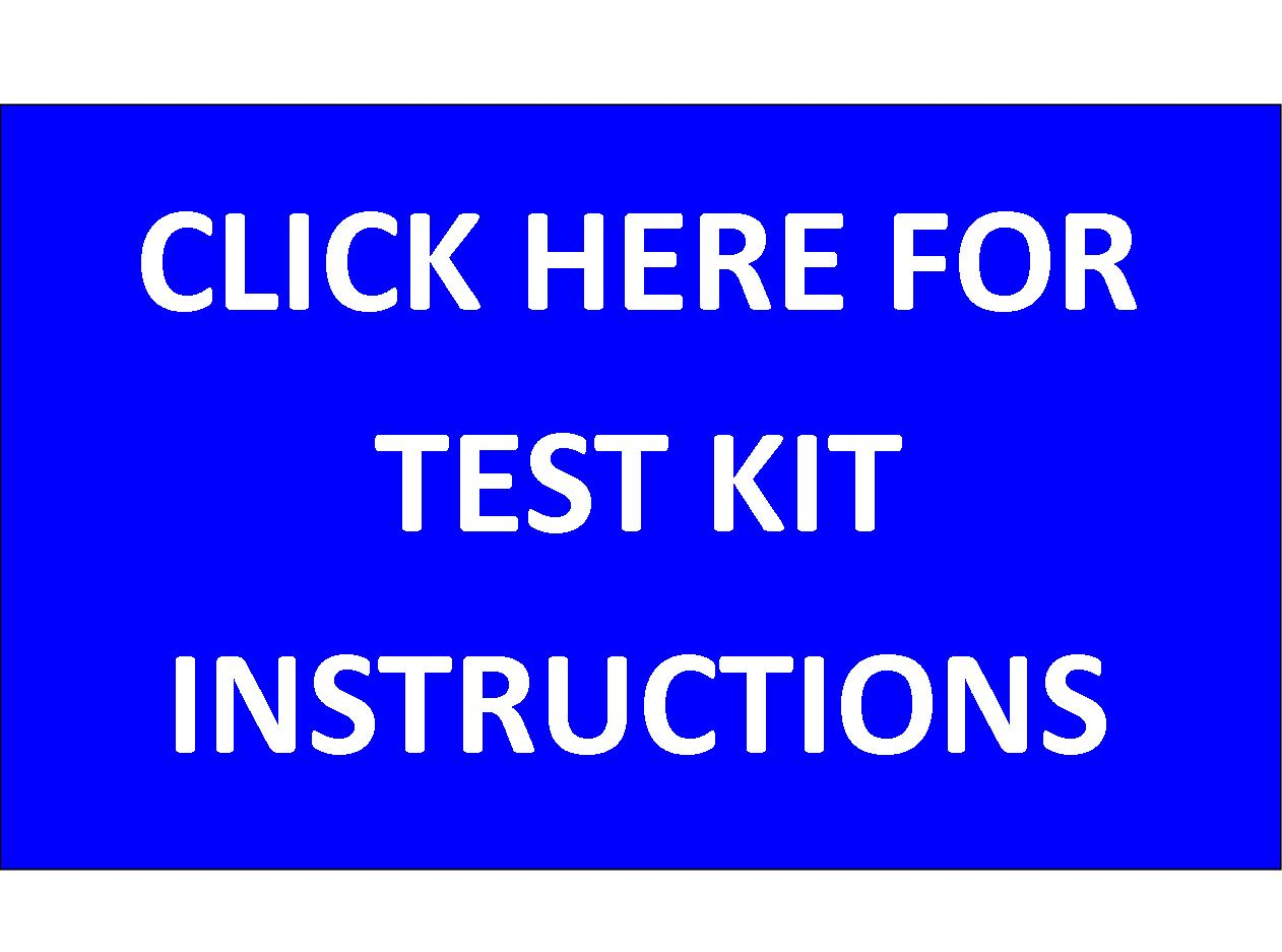 Bed Bug Test Kit Instructions