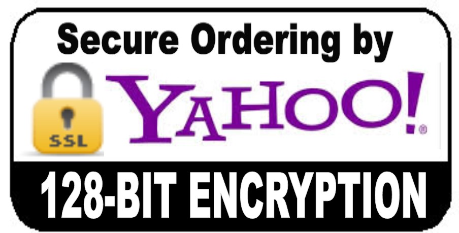Secure Shopping with 128-Bit Encryption